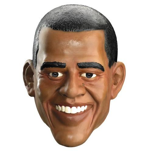 Barack Obama Mask - Adult