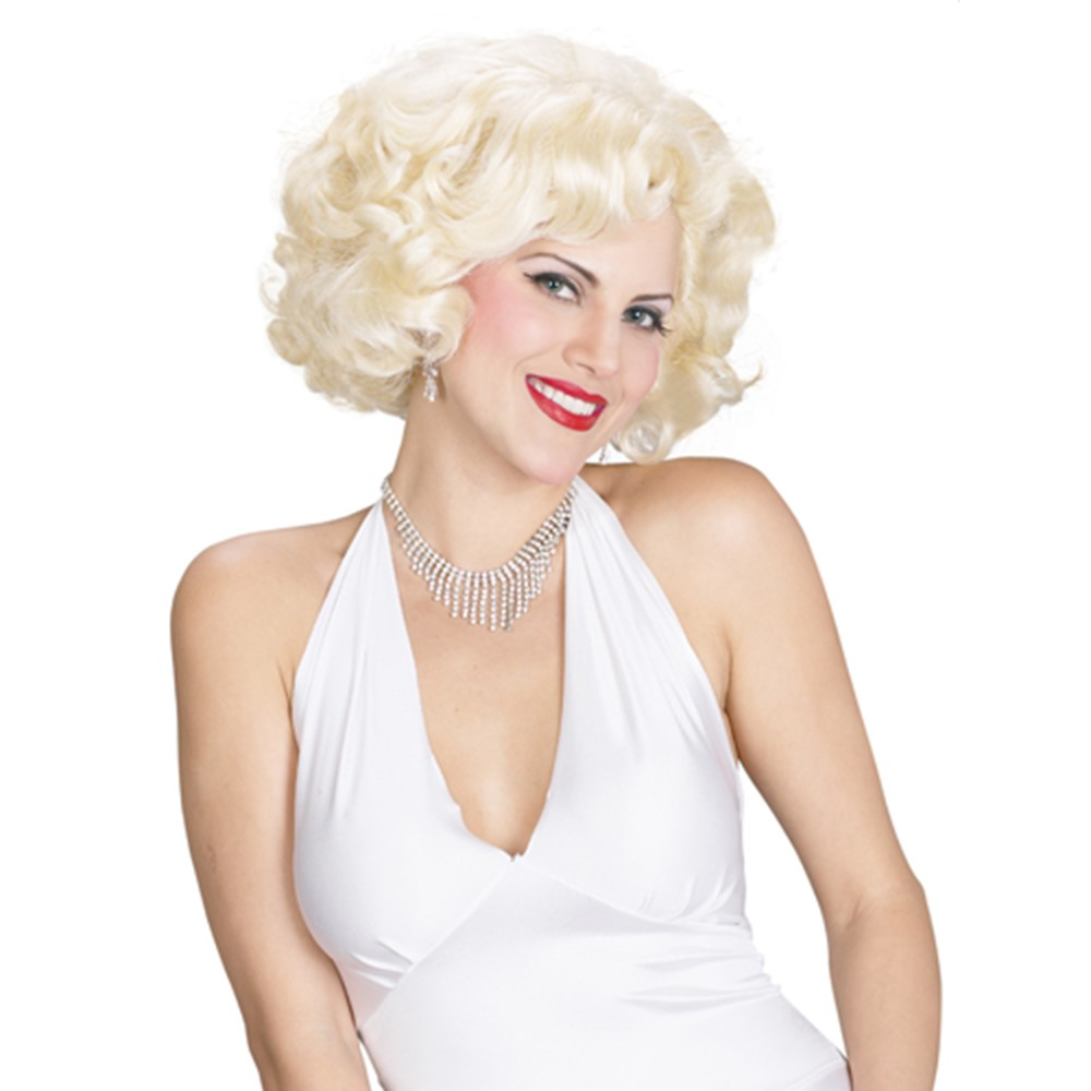 Marilyn Monroe Starlet Wig for Halloween Costume