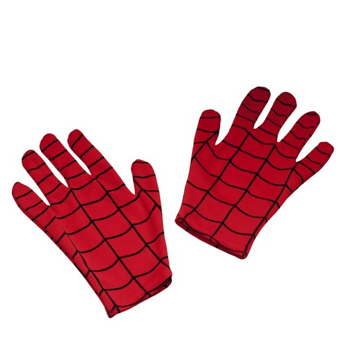 Spiderman Costume Gloves - Child