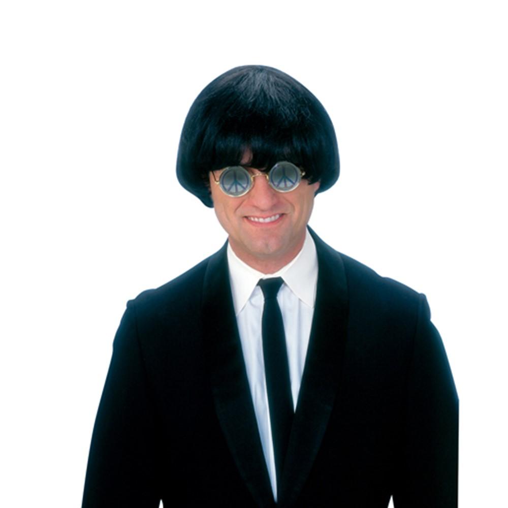 Yeah! Yeah! Yeah Beatles 60's Wig for Halloween Costume
