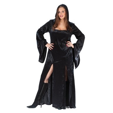 Adult Sorceress Costume - Sultry Sorceress Plus Size