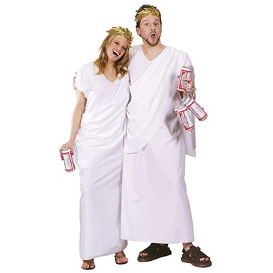 Adult Toga Party Costume