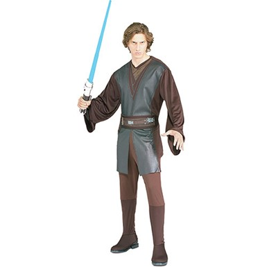 Anakin Skywalker Mens Costume