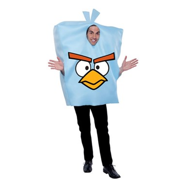 Angry Birds Ice Bomb Bird Costume