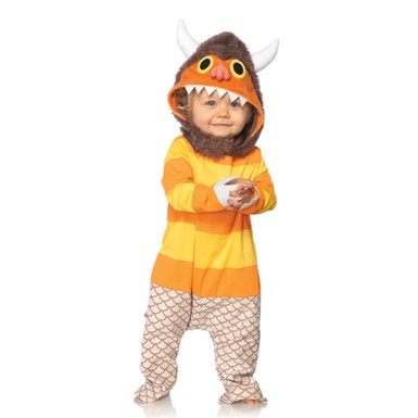 Baby Carol Costume - Where The Wild Things Are