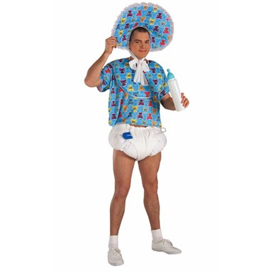 Baby Costume for Adults
