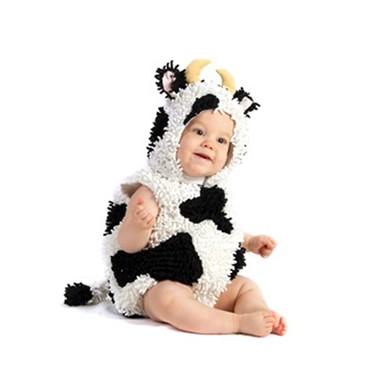Baby Cow Costume – Child Animal Halloween Costumes