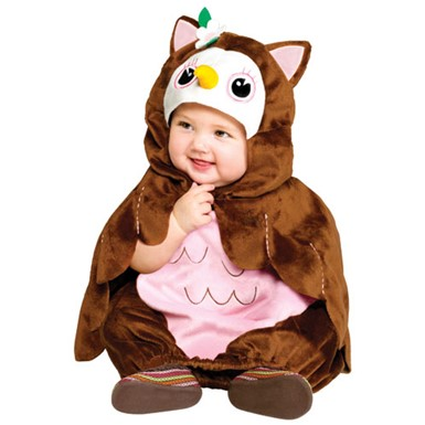 Baby Owl Infant Costume