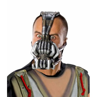 Bane 3/4 Adult Halloween Costume Accessory Mask