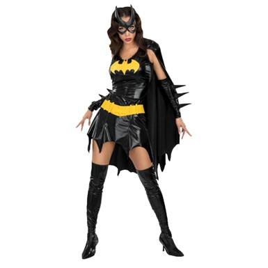 Batgirl Costume for Women - Batman