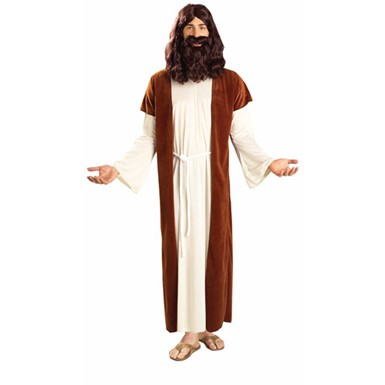 Biblical Jesus Halloween Costume for Adults