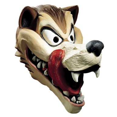 Big Bad Wolf Mask - Hungry Wolfs