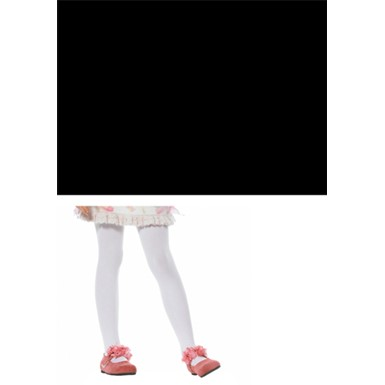 Black Stockings - Opaque Stockings For Child