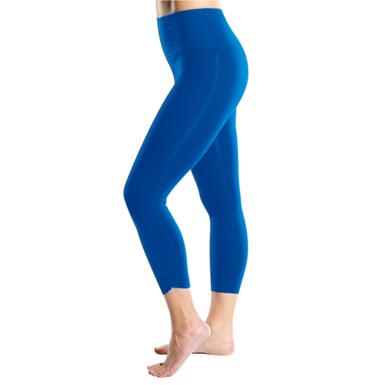 Blue Leggings - Womens