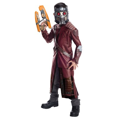 Boys Deluxe Star-Lord Costume