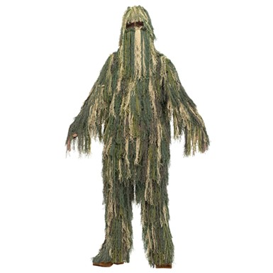 Boys Ghillie Suit Costume