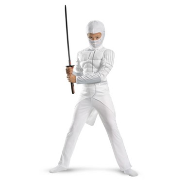 Boys GI Joe Storm Shadow Costume