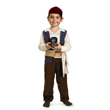 Boys Jack Sparrow Costume