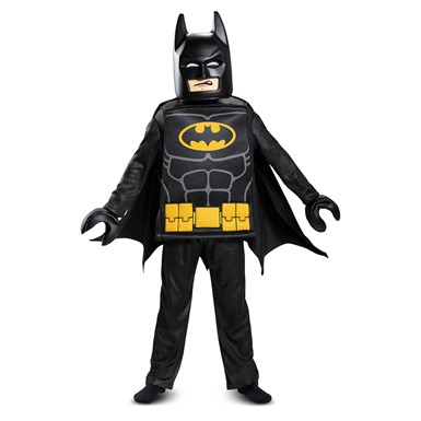 Boys LEGO Batman Movie Deluxe Halloween Costume