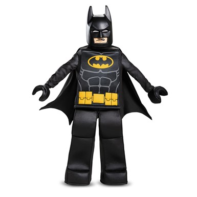 Boys LEGO Batman Movie Prestige Halloween Costume