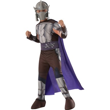 Boys Shredder Halloween Costume