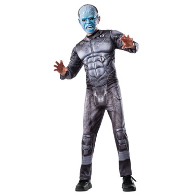 Boys Spider-Man Electro Deluxe Costume