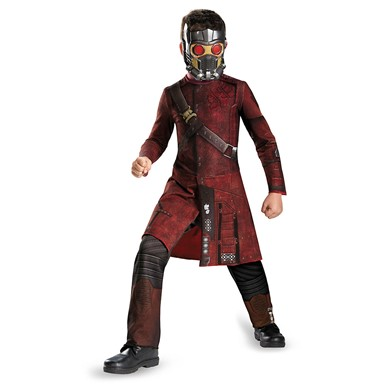 Boys Star-Lord Classic Costume