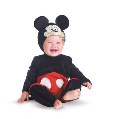Boys Toddler Mickey Mouse Costume
