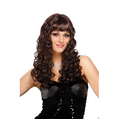 Brown Eve Wig - Womens
