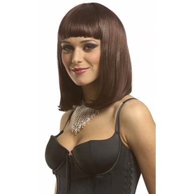 Brown Peggy Sue Wig