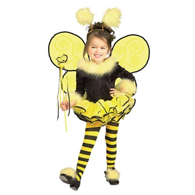 Bumblebee Costume - Toddler