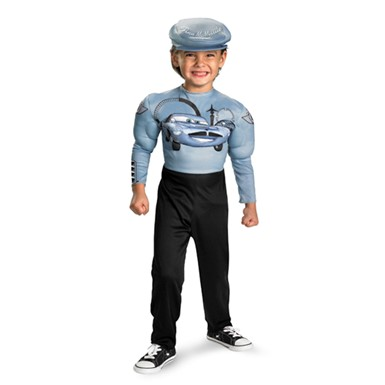 Cars 2 Classic Finn McMissile Child Costume