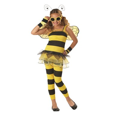 Child Bee Costume - Lil Honey
