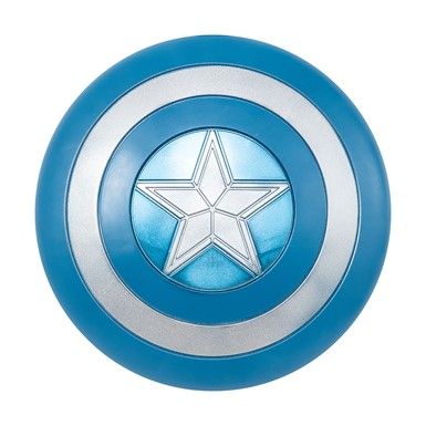 Child Captain America Stealth Halloween Shield