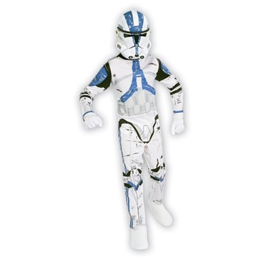 Child Clone Trooper Halloween Costume - Star Wars
