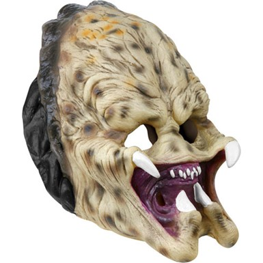 Child Predator Mask - 3/4 Vinyl