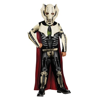 Child Star Wars General Grievous Costume