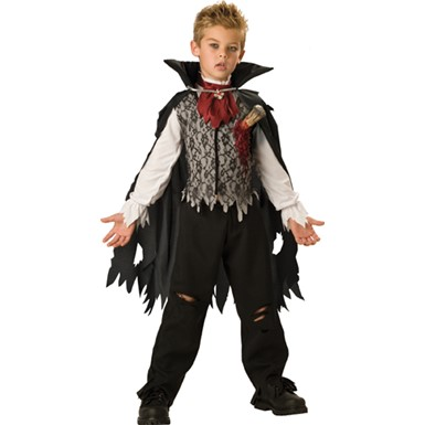 Child Vampire Costume - Vampire B. Slayed