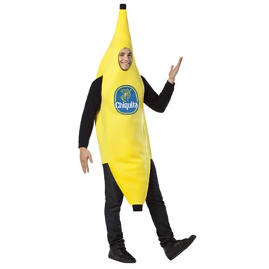 Chiquita Banana Halloween Costume