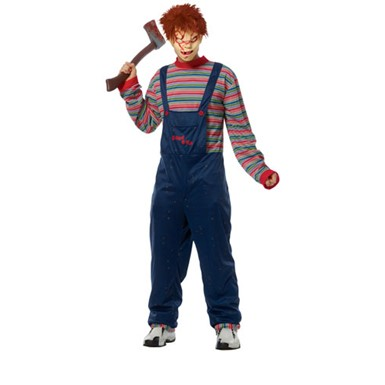 Chucky Halloween Costume - Adult