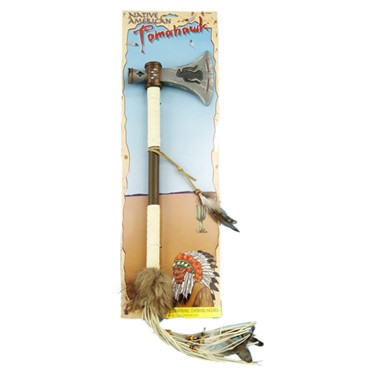 Costume Indian Tomahawk