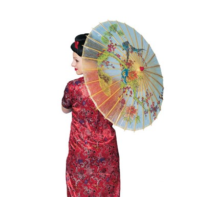 Costume Parasol - Womens