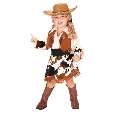 Cowgirl Costume for Toddlers