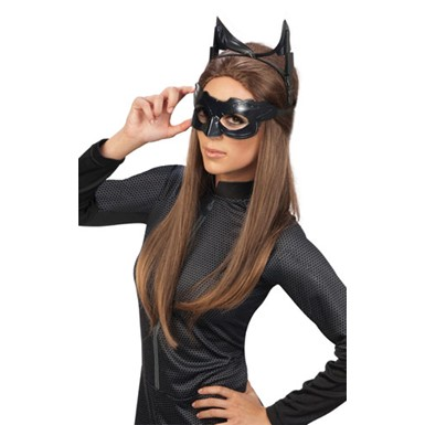 Deluxe Catwoman Goggles And Mask