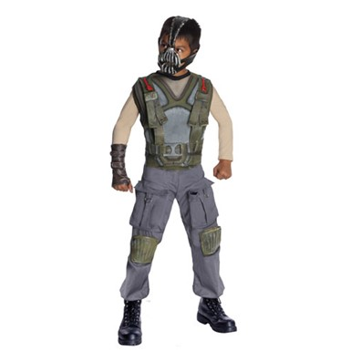 Deluxe Kids Bane Halloween Costume