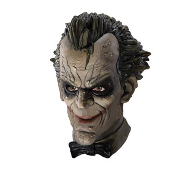 Deluxe Mens Joker Mask
