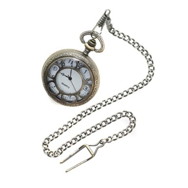 Deluxe Steampunk Pocket Watch