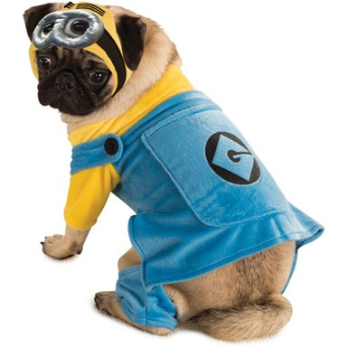 Despicable Me Minion Pet Halloween Costume