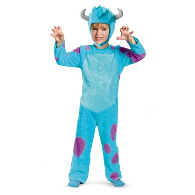 Disney Monsters University Toddler James P Sulley Costume
