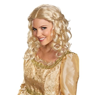 Disney Womens Aurora Halloween Costume Wig
